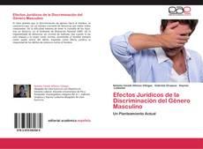 Couverture de Efectos Jurídicos de la Discriminación del Género Masculino