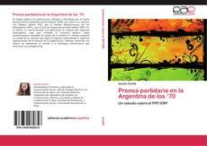 Bookcover of Prensa partidaria en la Argentina de los '70