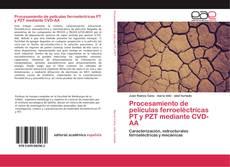 Portada del libro de Procesamiento de películas ferroeléctricas PT y PZT mediante CVD-AA