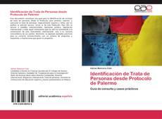 Buchcover von Identificación de Trata de Personas desde Protocolo de Palermo