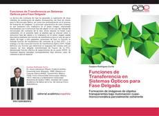 Buchcover von Funciones de Transferencia en Sistemas Ópticos para Fase Delgada
