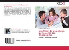 Una Visión de Inclusión de las Personas con Discapacidad的封面
