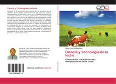 Bookcover of Ciencia y Tecnología de la leche