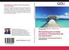 Capa do livro de Rehabilitación en falla cardíaca. Perspectiva de los pacientes