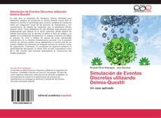 Portada del libro de Simulación de Eventos Discretos utilizando Delmia-Quest®