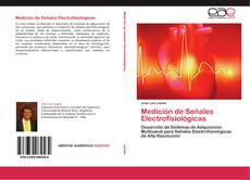 Portada del libro de Medición de Señales Electrofisiológicas