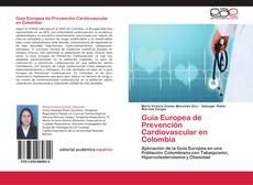 Guía Europea de Prevención Cardiovascular en Colombia kitap kapağı