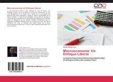 Portada del libro de Macroeconomía: Un Enfoque Liberal