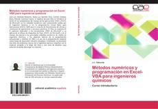 Buchcover von Métodos numéricos y programación en Excel-VBA para ingenieros químicos