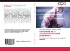 Couverture de Evaluación de la estructura curricular problémica