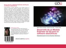 Desarrollo de un Modelo Estándar de EA para el software alasClínicas kitap kapağı