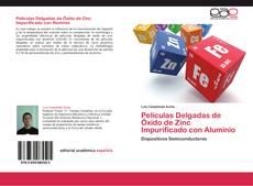 Bookcover of Películas Delgadas de Óxido de Zinc Impurificado con Aluminio