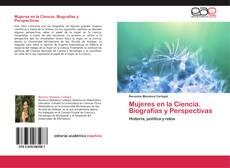 Mujeres en la Ciencia. Biografías y Perspectivas kitap kapağı