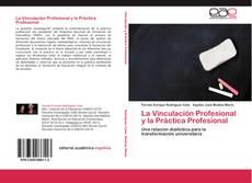 Portada del libro de La Vinculación Profesional y la Práctica Profesional