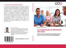 Capa do livro de La superación profesional del tutor
