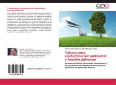 Tabaquismo, contaminación ambiental y función pulmonar的封面