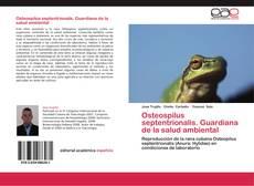 Borítókép a  Osteospilus septentrionalis. Guardiana de la salud ambiental - hoz