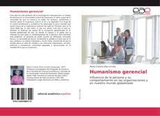 Portada del libro de Humanismo gerencial