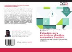Bookcover of Indicadores para perfeccionar el análisis económico y financiero