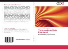 Capa do livro de Tópicos de Análisis Funcional