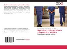 Portada del libro de Medicina contemporánea y la práctica médica
