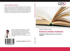 Capa do livro de Entorno militar martiano