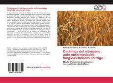 Bookcover of Dinámica del nitrógeno ante enfermedades fúngicas foliares en trigo