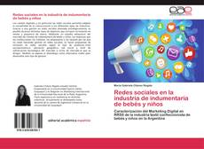 Buchcover von Redes sociales en la industria de indumentaria de bebés y niños