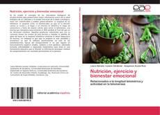Couverture de Nutrición, ejercicio y bienestar emocional