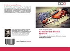 Обложка El violín en la música folclore