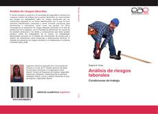 Portada del libro de Análisis de riesgos laborales