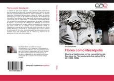 Flores como Necrópolis kitap kapağı