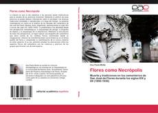 Portada del libro de Flores como Necrópolis