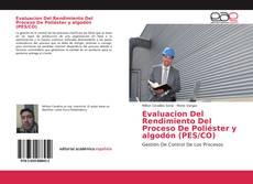 Portada del libro de Evaluacion Del Rendimiento Del Proceso De Poliéster y algodón (PES/CO)