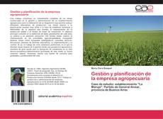 Gestión y planificación de la empresa agropecuaria的封面