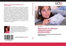 Обложка Música en el software educativo para adolescentes