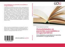 Portada del libro de Comorbilidades en pacientes susceptibles a cirugía bariátrica