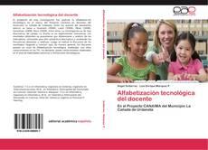 Buchcover von Alfabetización tecnológica del docente