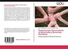 Buchcover von Cooperación Universitaria al desarrollo y Derechos Humanos