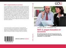 Portada del libro de NIIF 2, pagos basados en acciones