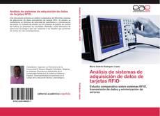Portada del libro de Análisis de sistemas de adquisición de datos de tarjetas RFID