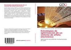 Estrategias de optimización de un sistema de olfato electrónico