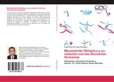 Portada del libro de Movimiento Olímpico y su relación con los Derechos Humanos