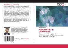 Portada del libro de Geopolítica y Alimentos