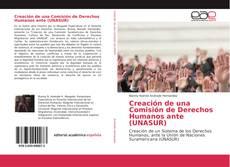 Bookcover of Creación de una Comisión de Derechos Humanos ante (UNASUR)