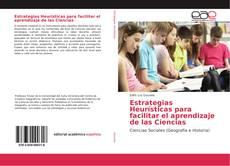 Portada del libro de Estrategias Heurísticas para facilitar el aprendizaje de las Ciencias