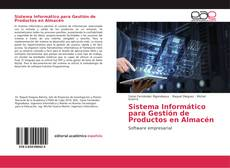 Capa do livro de Sistema Informático para Gestión de Productos en Almacén