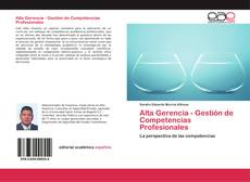 Portada del libro de Alta Gerencia - Gestión de Competencias Profesionales