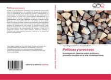 Políticas y procesos kitap kapağı