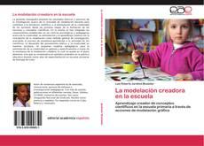 Portada del libro de La modelación creadora en la escuela